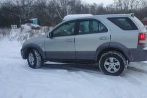 Подержанный автомобиль Kia Sorento, хорошее состояние, 2004 года выпуска, цена 480 000 руб., Челябинск
