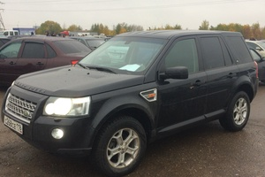 Подержанный автомобиль Land Rover Freelander, хорошее состояние, 2007 года выпуска, цена 575 000 руб., Казань