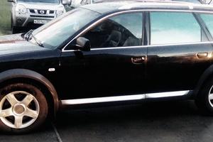 Автомобиль Audi Allroad, хорошее состояние, 2002 года выпуска, цена 320 000 руб., Сургут