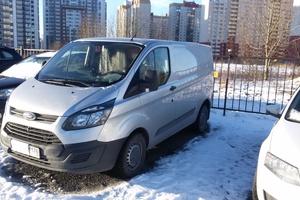 Автомобиль Ford Transit Custom, отличное состояние, 2014 года выпуска, цена 1 290 000 руб., Санкт-Петербург