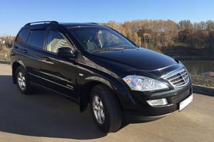 Подержанный автомобиль SsangYong Kyron, отличное состояние, 2010 года выпуска, цена 650 000 руб., Видное