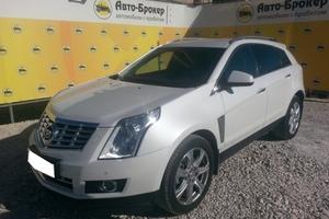 Авто Cadillac SRX, 2014 года выпуска, цена 1 980 000 руб., Самара