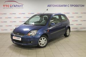 Авто Ford Fiesta, 2007 года выпуска, цена 225 000 руб., Казань