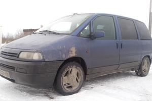 Автомобиль Citroen Evasion, хорошее состояние, 1995 года выпуска, цена 180 000 руб., Санкт-Петербург