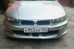 Автомобиль Mitsubishi Legnum, хорошее состояние, 1999 года выпуска, цена 180 000 руб., Назарово