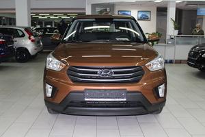 Подержанный автомобиль Hyundai Creta, отличное состояние, 2016 года выпуска, цена 860 000 руб., Казань