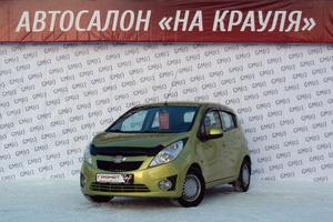 Авто Chevrolet Spark, 2012 года выпуска, цена 359 196 руб., Екатеринбург