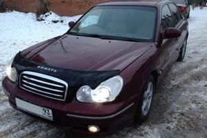 Подержанный автомобиль Hyundai Sonata, хорошее состояние, 2004 года выпуска, цена 240 000 руб., Краснодар