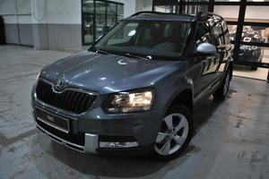 Авто Skoda Yeti, 2016 года выпуска, цена 1 414 435 руб., Москва