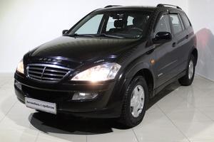 Авто SsangYong Kyron, 2010 года выпуска, цена 495 000 руб., Москва
