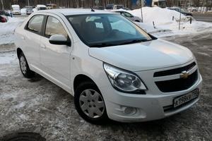 Подержанный автомобиль Chevrolet Cobalt, отличное состояние, 2014 года выпуска, цена 415 000 руб., Одинцово
