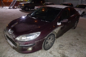 Авто Peugeot 407, 2006 года выпуска, цена 325 000 руб., Самара