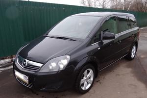 Автомобиль Opel Zafira, хорошее состояние, 2010 года выпуска, цена 520 000 руб., Московский