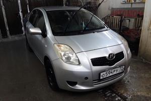 Автомобиль Toyota Vitz, хорошее состояние, 2005 года выпуска, цена 240 000 руб., Тюмень