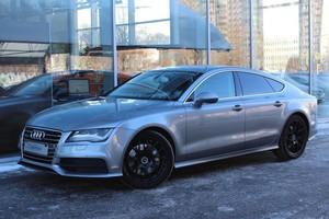 Подержанный автомобиль Audi A7, отличное состояние, 2012 года выпуска, цена 1 347 000 руб., Москва