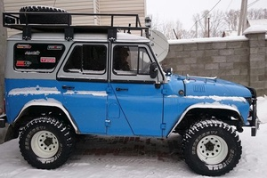 Автомобиль УАЗ 3151, хорошее состояние, 2000 года выпуска, цена 350 000 руб., Красноярск