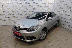 Авто Renault Fluence, 2014 года выпуска, цена 525 000 руб., Санкт-Петербург