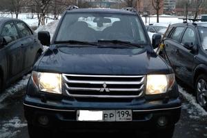 Автомобиль Mitsubishi Pajero Pinin, хорошее состояние, 2005 года выпуска, цена 380 000 руб., Москва