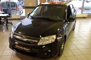 Авто ВАЗ (Lada) Granta, 2016 года выпуска, цена 592 000 руб., Санкт-Петербург