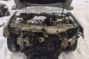 Подержанный автомобиль Renault Duster, битый состояние, 2013 года выпуска, цена 440 000 руб., Одинцово