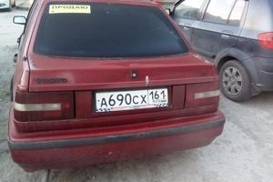 Автомобиль Volvo 440, среднее состояние, 1995 года выпуска, цена 95 000 руб., Ростов-на-Дону