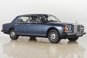 Авто Rolls-Royce Silver Spur, 1985 года выпуска, цена 2 222 000 руб., Москва