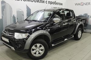 Авто Mitsubishi L200, 2014 года выпуска, цена 1 155 000 руб., Санкт-Петербург