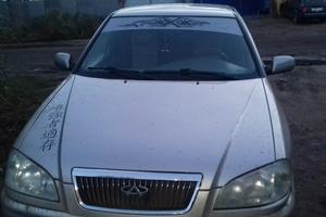 Автомобиль Chery Amulet, хорошее состояние, 2007 года выпуска, цена 125 000 руб., Челябинская область