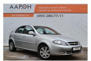 Авто Chevrolet Lacetti, 2011 года выпуска, цена 320 000 руб., Москва