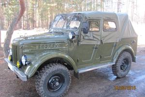 Автомобиль ГАЗ 69, отличное состояние, 1967 года выпуска, цена 450 000 руб., Тверь