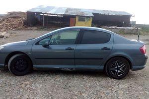 Автомобиль Peugeot 407, хорошее состояние, 2007 года выпуска, цена 335 000 руб., Екатеринбург
