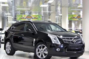 Авто Cadillac SRX, 2010 года выпуска, цена 999 999 руб., Москва