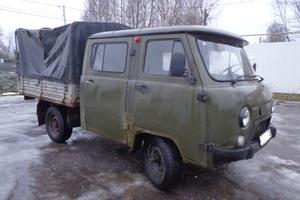 Автомобиль УАЗ 39094, среднее состояние, 2007 года выпуска, цена 155 000 руб., Санкт-Петербург