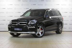 Авто Mercedes-Benz GL-Класс, 2015 года выпуска, цена 5 490 000 руб., Санкт-Петербург