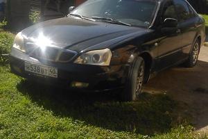 Автомобиль Daewoo Magnus, среднее состояние, 2000 года выпуска, цена 120 000 руб., Калуга