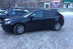 Автомобиль Chevrolet Cruze, отличное состояние, 2012 года выпуска, цена 450 000 руб., Магнитогорск