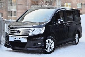 Авто Honda Stepwgn, 2010 года выпуска, цена 895 000 руб., Новосибирск