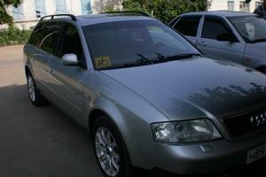 Подержанный автомобиль Audi A6, хорошее состояние, 1998 года выпуска, цена 340 000 руб., Краснодар