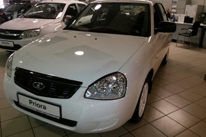 Авто ВАЗ (Lada) Priora, 2016 года выпуска, цена 491 000 руб., Санкт-Петербург
