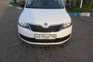 Автомобиль Skoda Rapid, отличное состояние, 2016 года выпуска, цена 690 000 руб., Ступино