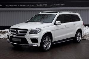 Авто Mercedes-Benz GL-Класс, 2014 года выпуска, цена 3 480 000 руб., Ростов-на-Дону