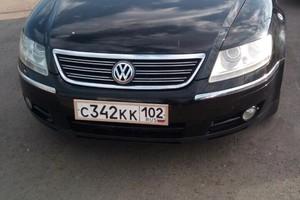 Автомобиль Volkswagen Phaeton, отличное состояние, 2005 года выпуска, цена 630 000 руб., республика Башкортостан