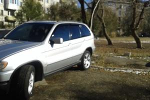 Подержанный автомобиль BMW X5, отличное состояние, 2003 года выпуска, цена 570 000 руб., Магнитогорск