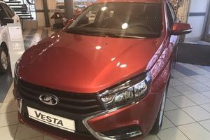 Авто ВАЗ (Lada) Vesta, 2016 года выпуска, цена 624 000 руб., Санкт-Петербург