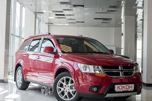 Авто Dodge Journey, 2012 года выпуска, цена 937 000 руб., Москва