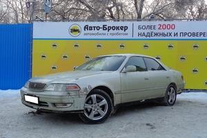 Авто Toyota Mark II, 1996 года выпуска, цена 285 000 руб., Самара