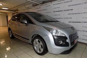 Авто Peugeot 3008, 2010 года выпуска, цена 560 000 руб., Москва