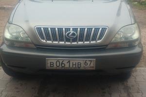 Автомобиль Lexus RX, хорошее состояние, 2003 года выпуска, цена 520 000 руб., Смоленск