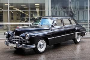 Авто ГАЗ М-12 ЗиМ, 1956 года выпуска, цена 5 500 000 руб., Москва