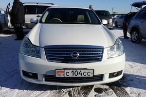 Автомобиль Nissan Fuga, отличное состояние, 2004 года выпуска, цена 380 000 руб., Владикавказ